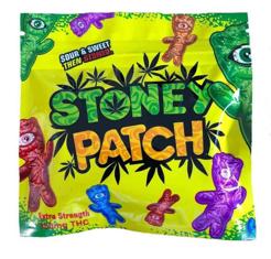 Stoney Patch Edible Cannabis Gummies (350mg) Premium