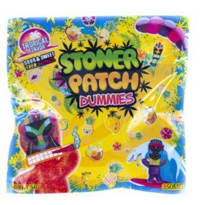 Tropical Stoner Patch Edible Cannabis Gummies (350mg) Premium